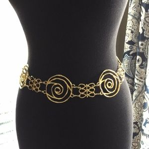 Accessories - Chain Belt